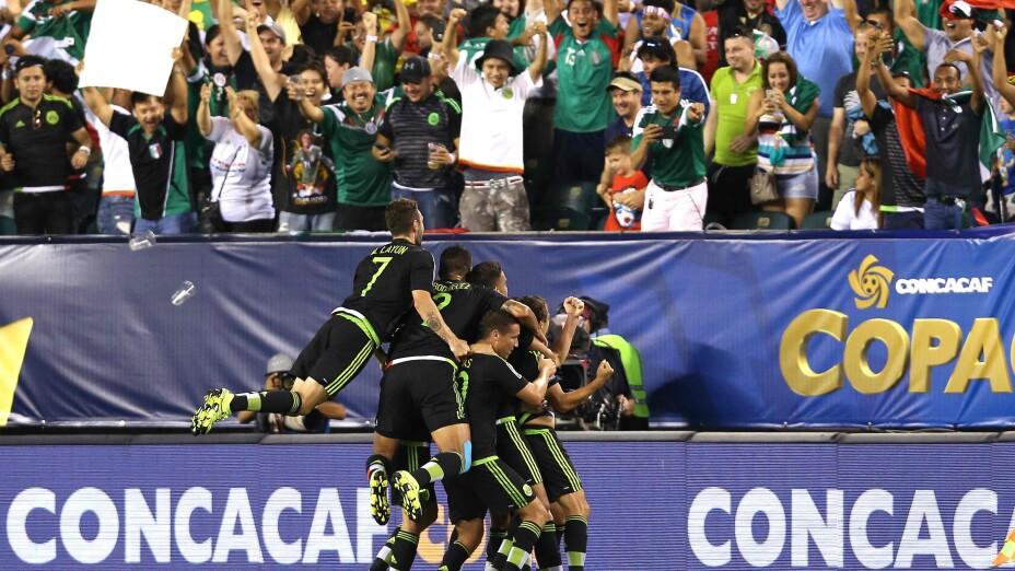 Mexico vs Estados Unidos