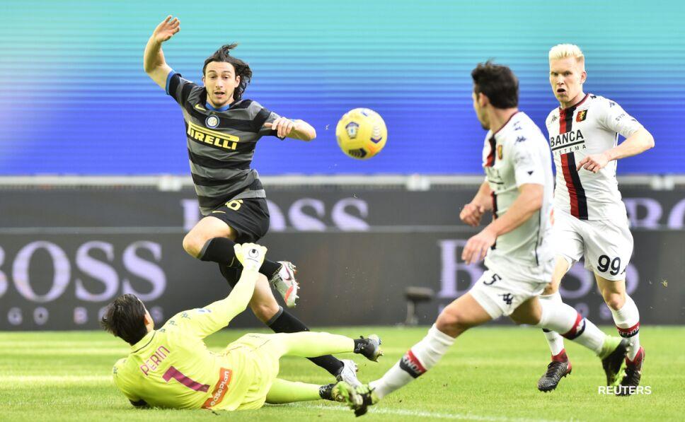 Inter vs Génova
