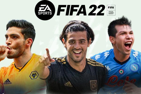 FIFA 22 mejores jugadores mexicanos