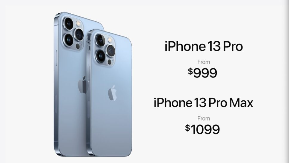 iphone 13 pro precio