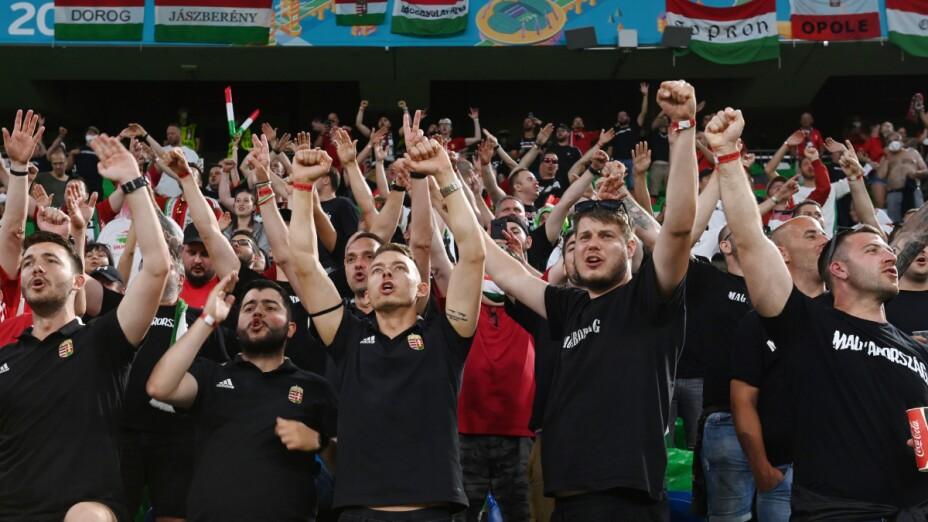 Aficionados húngaros