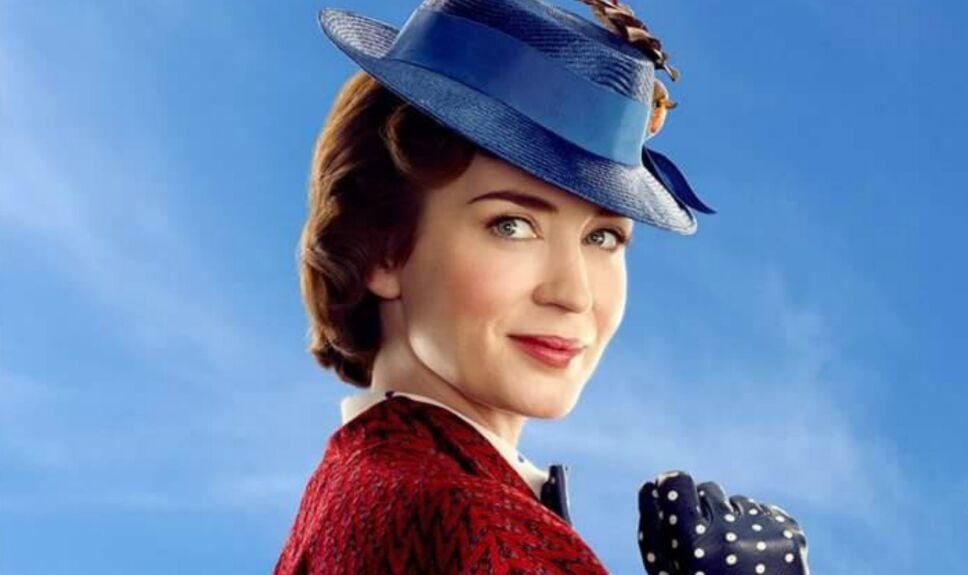 Mary Poppins elige kidsiete