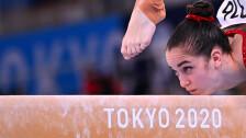 Final gimnasia artística femenil Tokio 2020