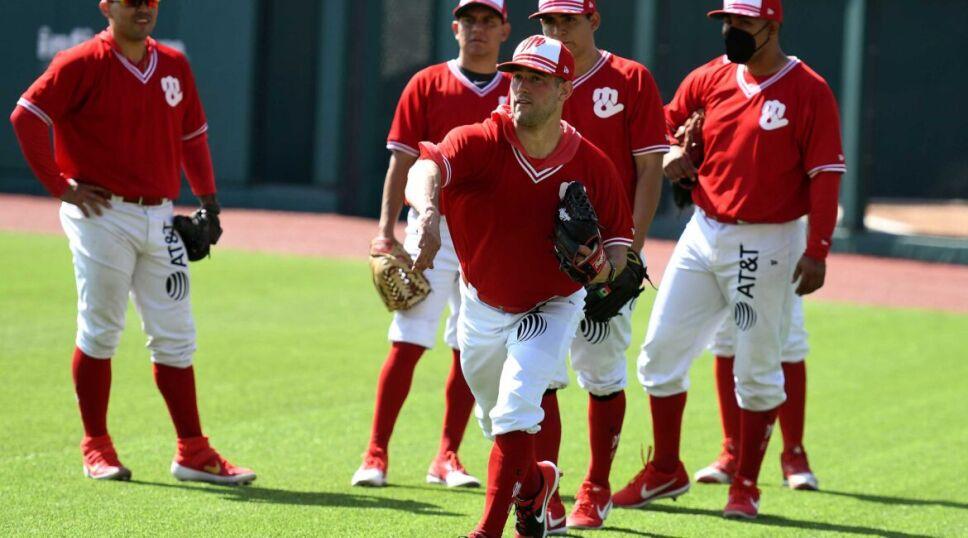Diablos Rojos del México Liga Mexicana de Beisbol 2021