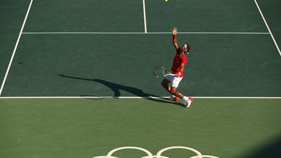 tenis olímpico