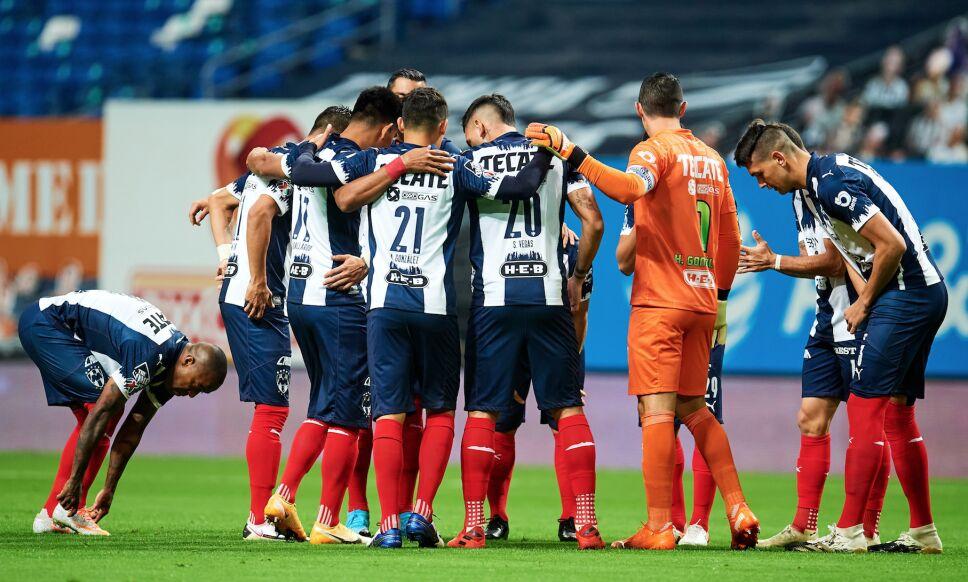 Rayados presenta 11 jugadores con COVID-19