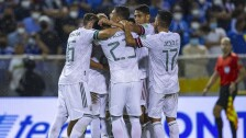 México 2-0 El Salvador