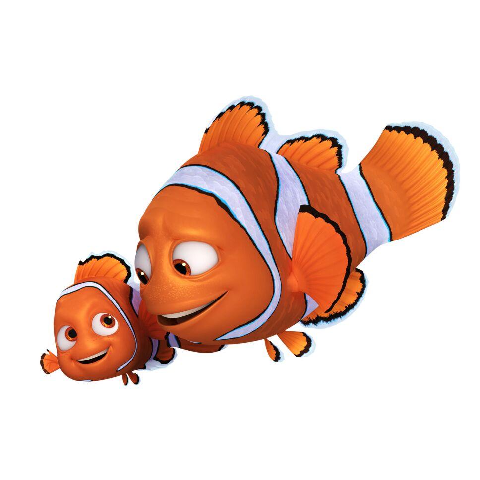 Buscando a Dory Nemo y Marlin