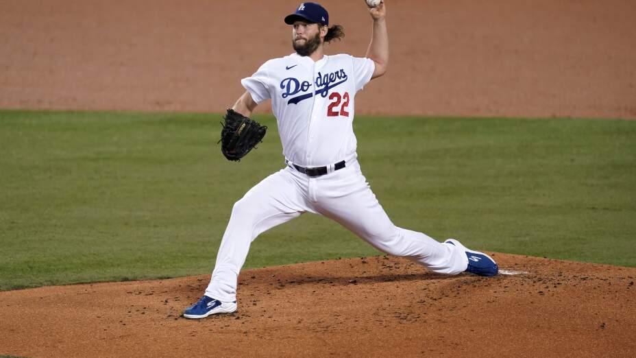 Kershaw Dodgers de Los Angeles