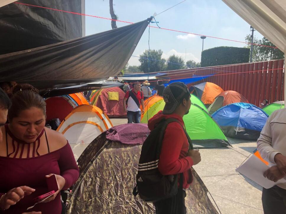 Protesta CNTE