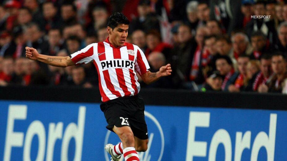 Carlos Salcido PSV