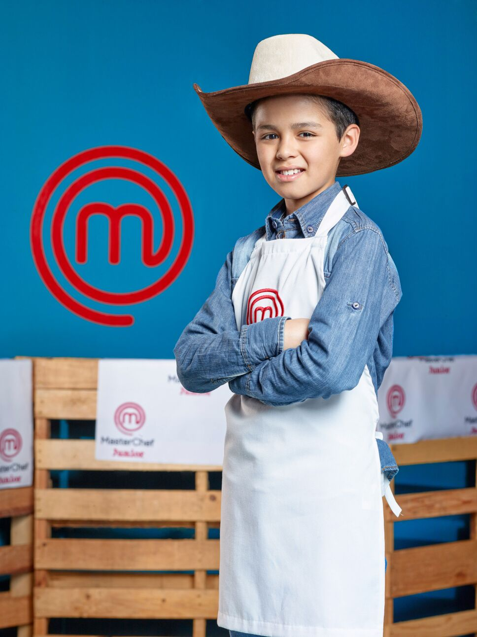 Cristian MasterChef Junior