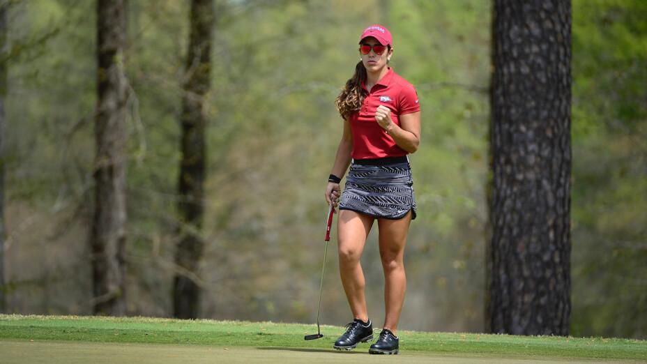 María Fassi jugará esta semana el torneo de la LPGA a realizarse en Toledo, Ohio