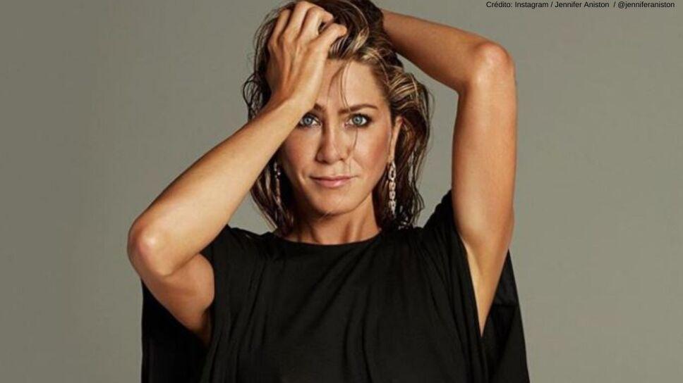 Jennifer Aniston reveló su secreto para ser feliz.