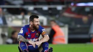 Messi donó millones por el coronavirus