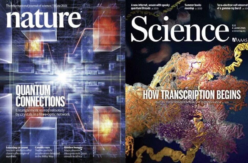 Internet cuántica y redes de alta velocidad