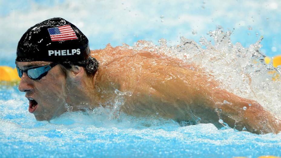 Natación: Los Récords Olímpicos y Mundiales de Michael Phelps