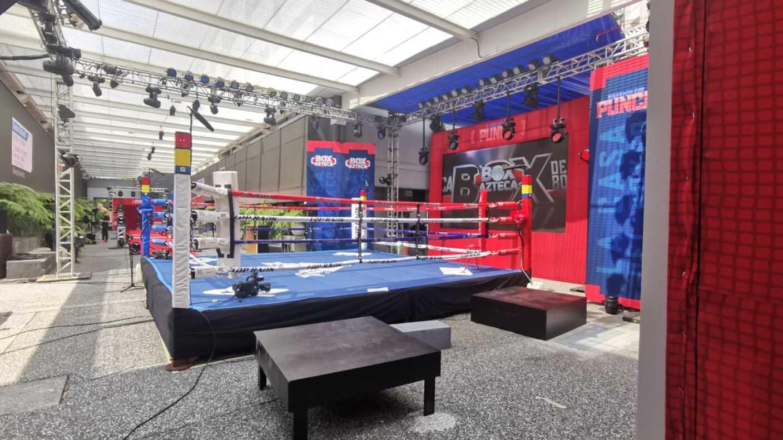 Box Azteca Volvemos Con Punch