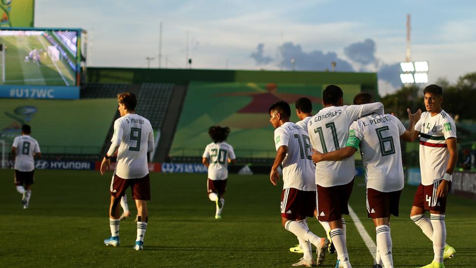 ¡La Selección Azteca se mete a los Cuartos de Final!