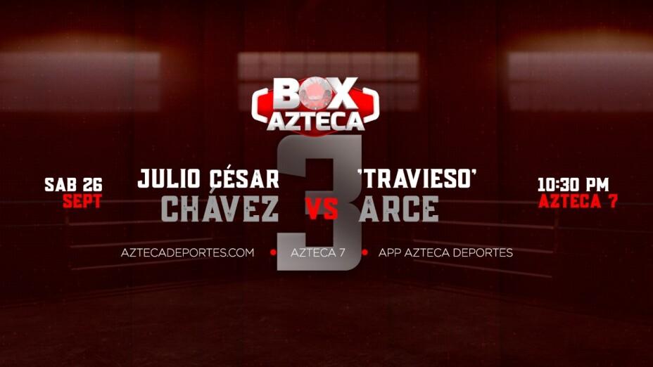 Julio César Chávez vs Jorge 'Travieso' Arce