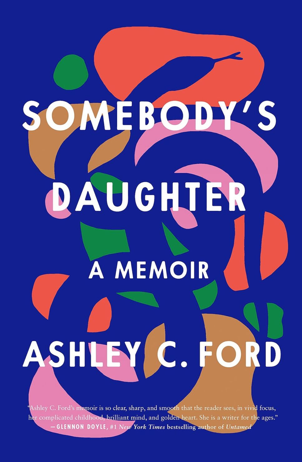 somebody's daughter ashley c ford