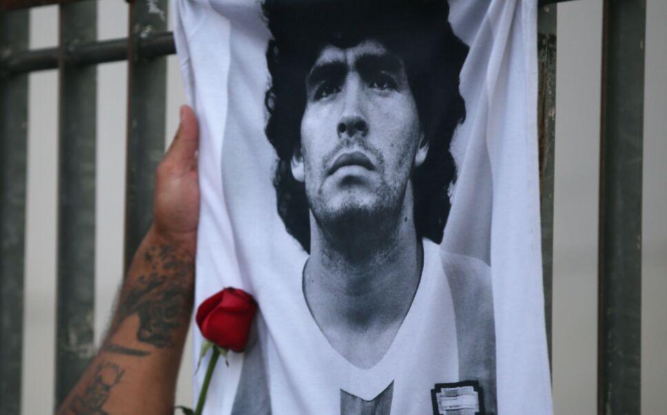 Negligencia muerte de Diego Armando Maradona