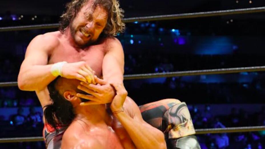 Kenny Omega vs Andrade Triplemanía XXIX