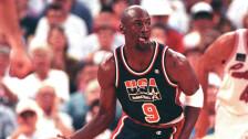 Michael Jordan, figura del Dream Team