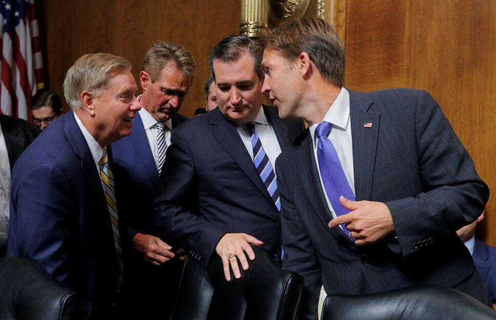 Se aplaza en el senado votación por Kavanaugh