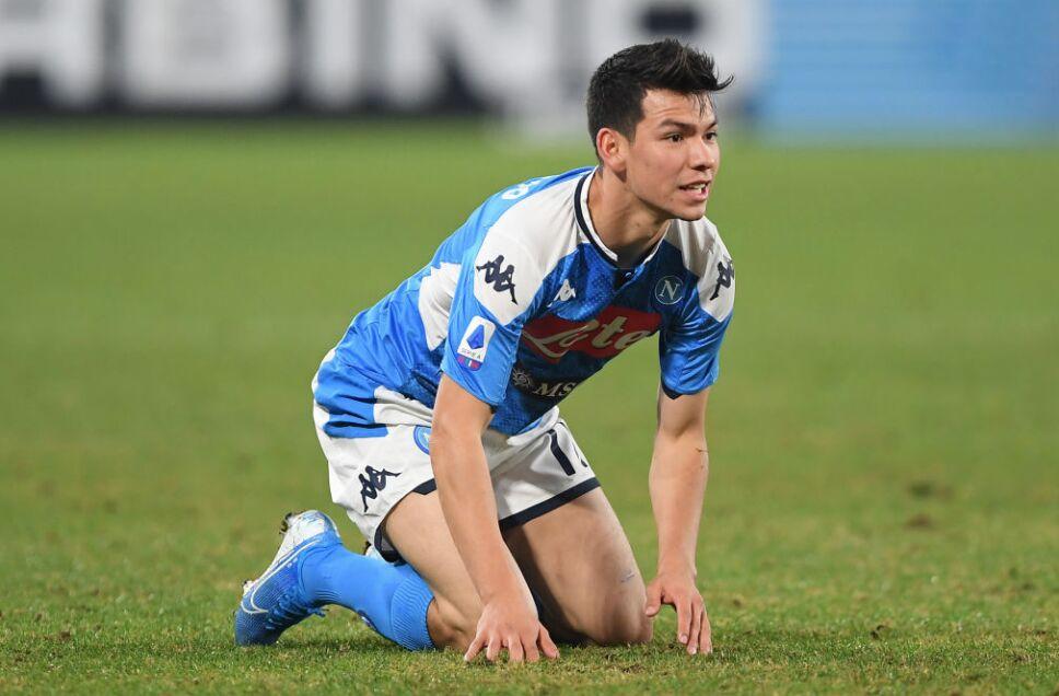 Lozano podría irse al Parma