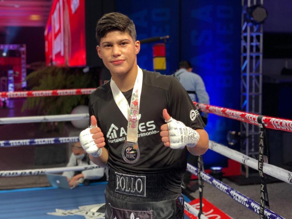 Omar Aguilar Show de la Casa del boxeo