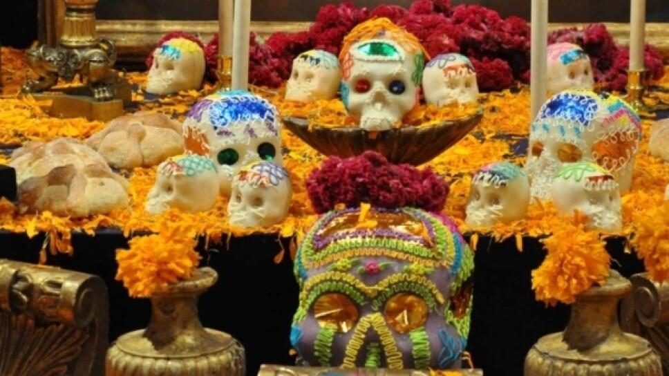 Así Se Celebra El Día De Muertos En Morelos