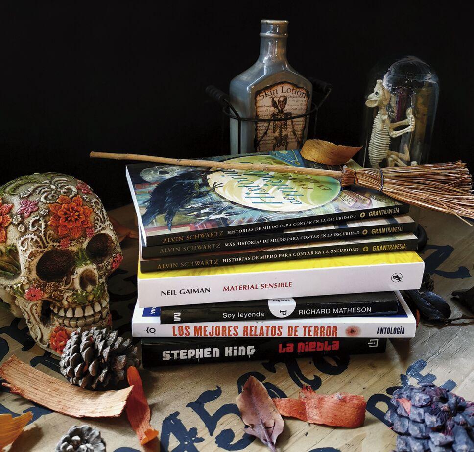 solo para valientes libros de terror