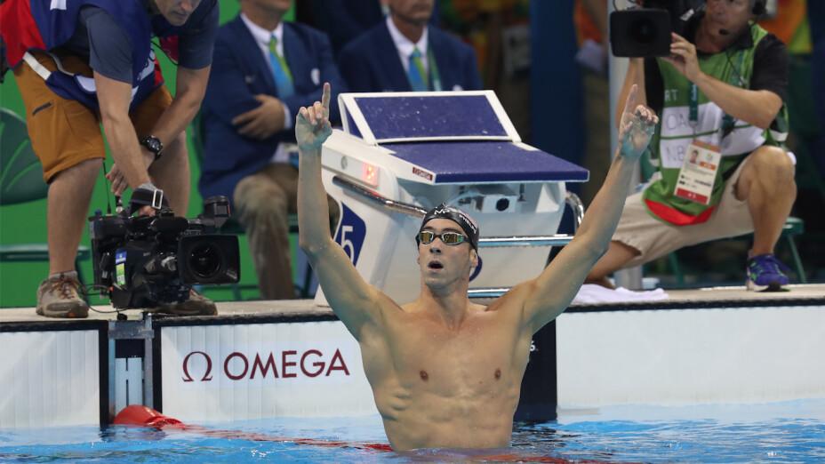 Récords Olímpicos y Mundiales Michael Phelps