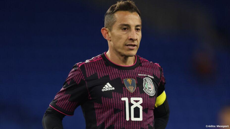 5 mediocampistas que podrían llegar a Qatar 2022 con la Selección Azteca Andrés Guardado.