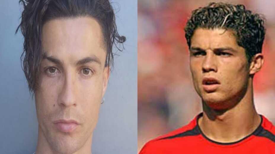 Cristiano Ronaldo cabello