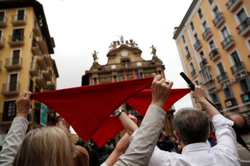 España se queda otra vez sin Pamplonada.