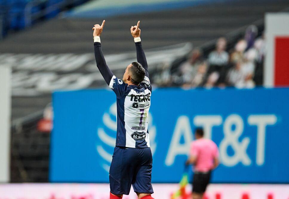 Liga BBVA MX Clausura GUARD1ANES 2021 Monterrey vs Leon