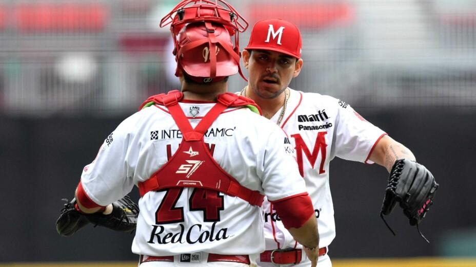 Diablos Rojos del México Series de Zona LMB