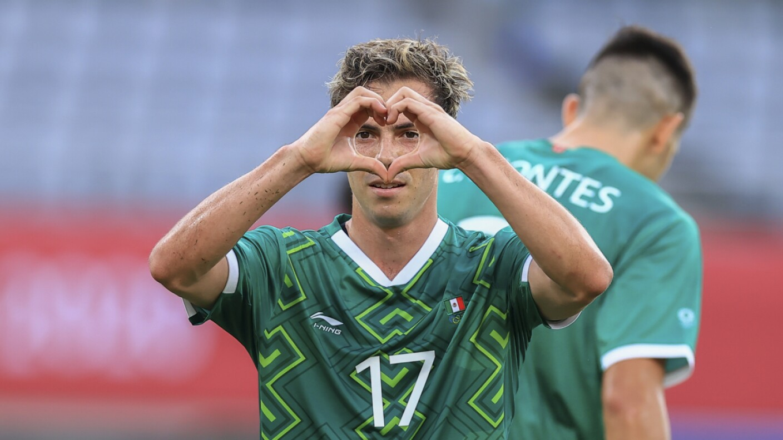 México goleó a Francia 4-1 en la J1 del futbol varonil
