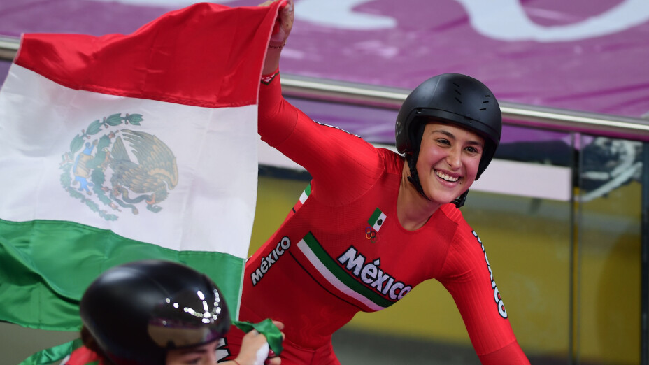 Jessica Salazar ciclista mexicana