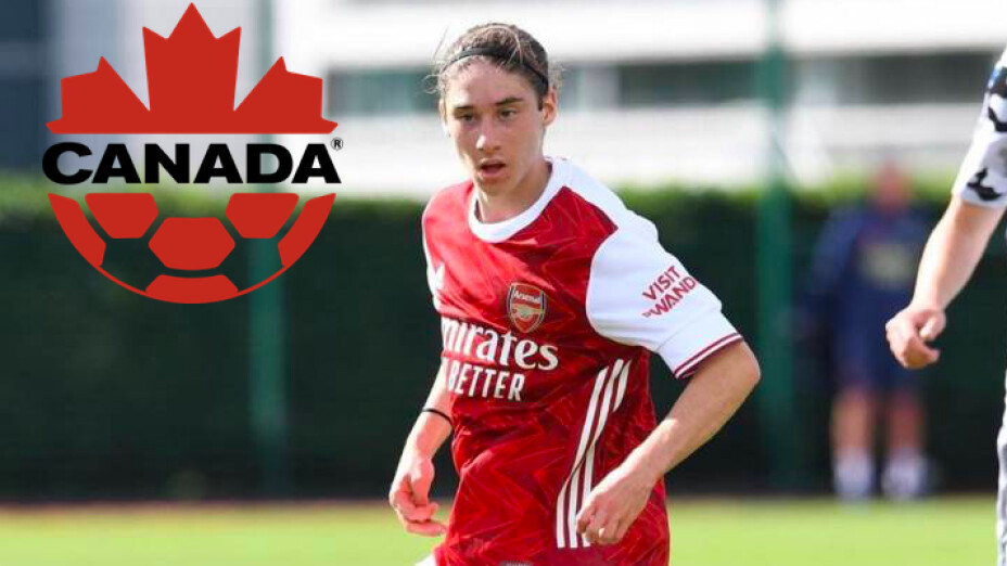 Canadá convoca a Marcelo Flores a la Sub 18