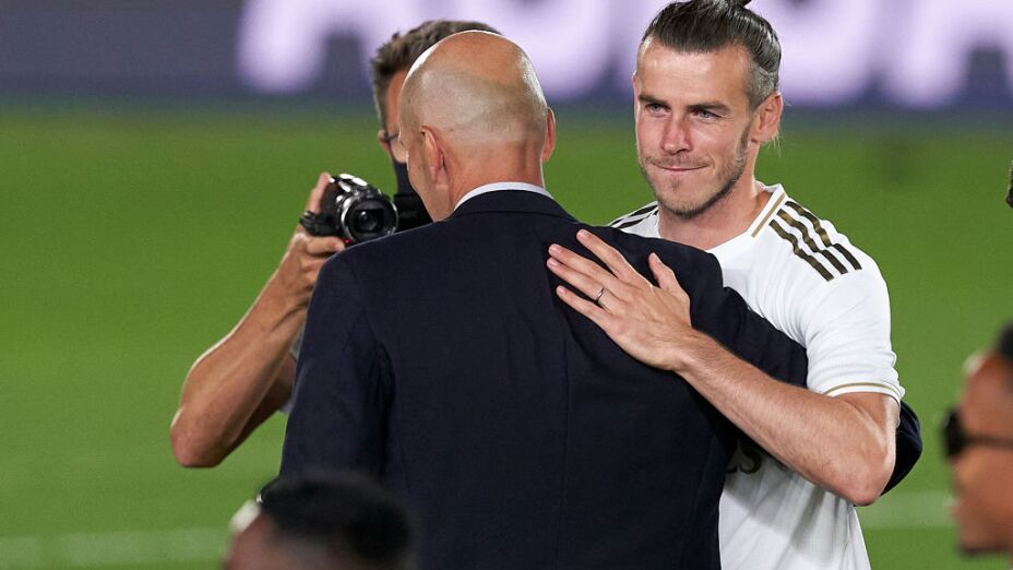Gareth Bale se queda en madrid