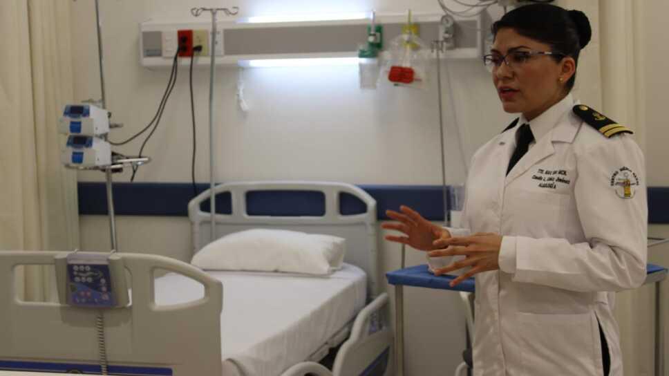 Semar lanza convocatoria para especialistas de la salud