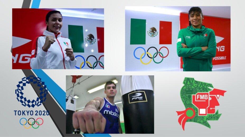 Box México Olímpico