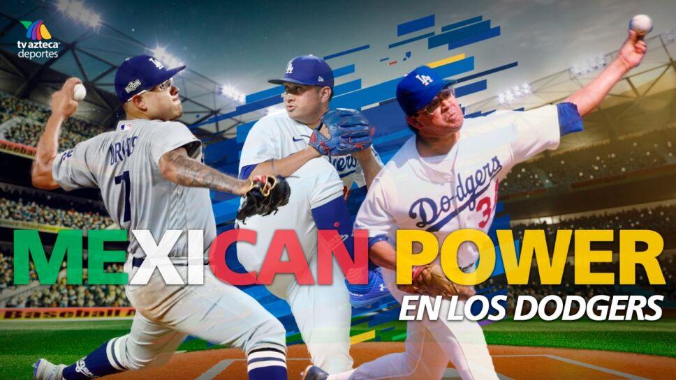 ¡Mexicanos dan Serie Mundial a Los Ángeles Dodgers!