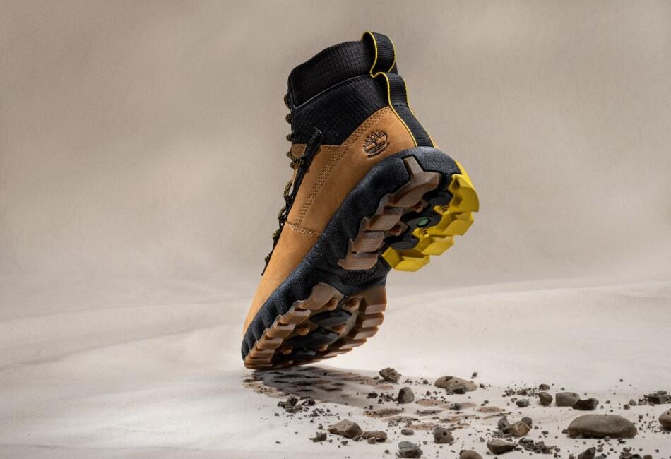 Para este otoño, Timberland fusiona el estilo y la tecnología para crear un impacto positivo en el planeta para el 2030, con la nueva colección de calzado GreenStride.