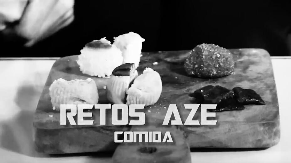 Reto Azteca esports Comida
