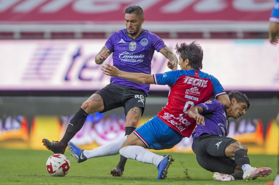 Rodrigo millar veteranos Mazatlán FC