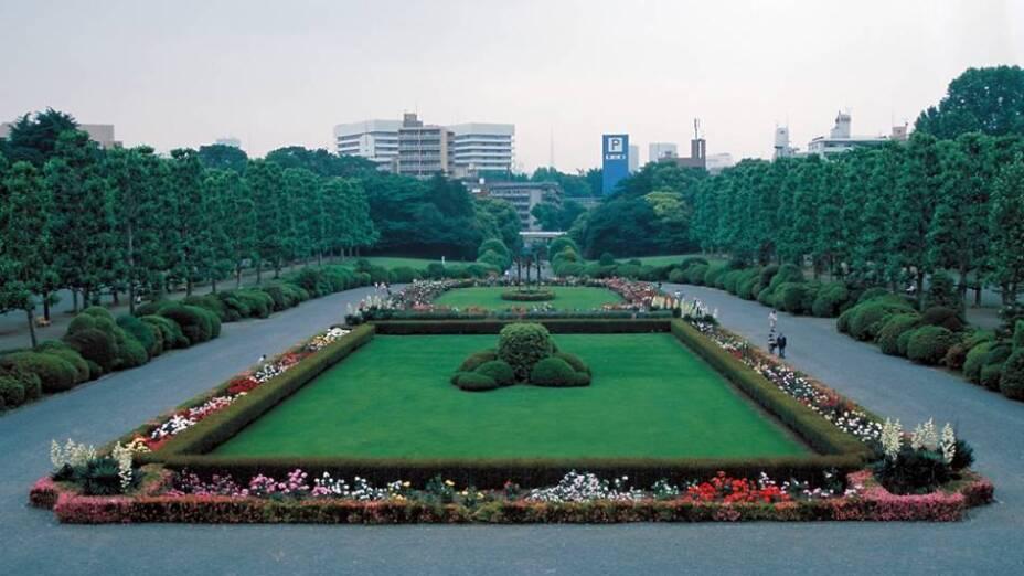 Jardín Botánico de Tokyo